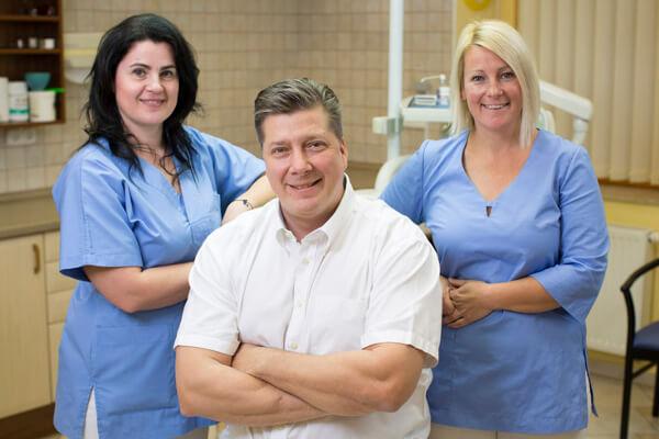 Zahnarztpraxis Dr. Cziner Mitarbeiter