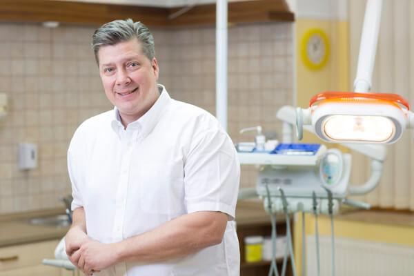 Dr. Cziner Istvan Zahnarzt in Sopron, Ungarn